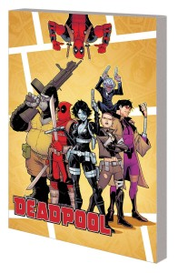 DEADPOOL CLASSIC TP VOL 23 MERCS FOR MONEY
