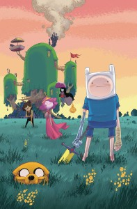 ADVENTURE TIME SEASON 11 #5 MAIN