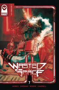 WASTED SPACE #7