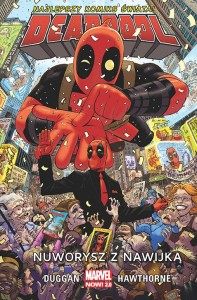 Deadpool Vol 2 Tom 1 Nuworysz z nawijką