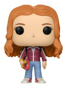 POP STRANGER THINGS MAX W/SKATEBOARD VINYL FIGURE