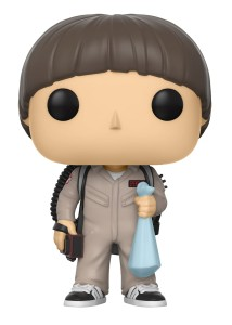 POP STRANGER THINGS WILL GHOSTBUSTERS VINYL FIGURE