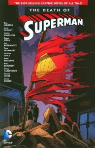 DEATH OF SUPERMAN TP NEW EDITION