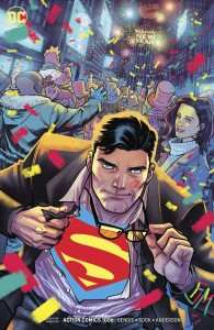 ACTION COMICS #1006 VAR ED