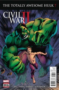 TOTALLY AWESOME HULK #7