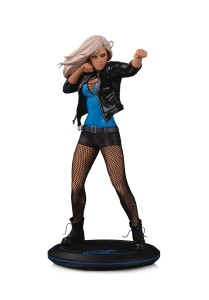 DC COVER GIRLS BLACK CANARY BY JOELLE JONES STATUE
