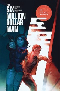 SIX MILLION DOLLAR MAN #1 CVR B PUTRI