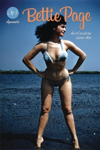 BETTIE PAGE #5 CVR E PHOTO