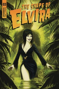 ELVIRA SHAPE OF ELVIRA #3 CVR A FRANCAVILLA