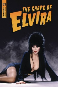 ELVIRA SHAPE OF ELVIRA #3 CVR D PHOTO