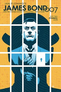 JAMES BOND 007 #5 CVR C GORHAM