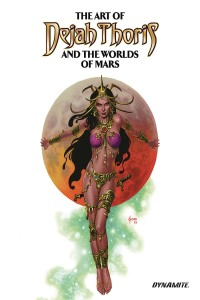 ART OF DEJAH THORIS & THE WORLDS OF MARS HC