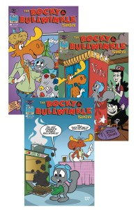COMPLETE ROCKY & BULLWINKLE SHOW READER SET