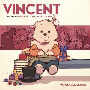 VINCENT GN VOL 01 GUIDE TO LOVE MAGIC & RPG