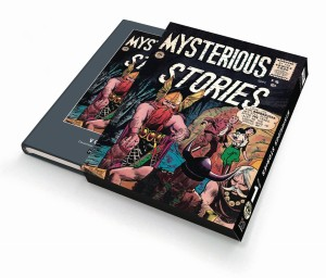 MYSTERIOUS STORIES SLIPCASE ED