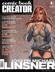 COMIC BOOK CREATOR #20
