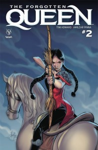 FORGOTTEN QUEEN #2 (OF 4) CVR C ANDOLFO