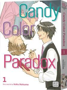 CANDY COLOR PARADOX GN VOL 01