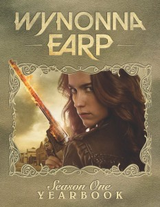 WYNONNA EARP YEARBOOK TP