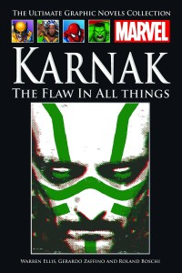MARVEL GN COLL VOL 154 HC KARNAK FLAW IN ALL THINGS