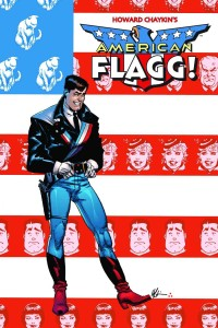 AMERICAN FLAGG DEFINITIVE COLL TP VOL 01