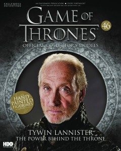 GAME OF THRONES FIGURE COLL #46 TYWIN LANNISTER