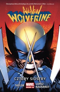 All-New Wolverine Tom 1 Cztery siostry