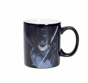 DC ALEX ROSS BATMAN MUG