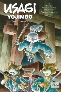 USAGI YOJIMBO TP VOL 33 HIDDEN
