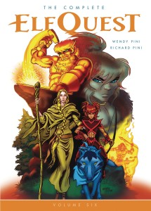 COMPLETE ELFQUEST TP VOL 06