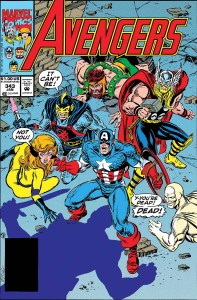 TRUE BELIEVERS AVENGERS GATHERERS SAGA #1