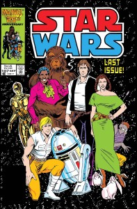 TRUE BELIEVERS STAR WARS ORIGINAL MARVEL YEARS #107