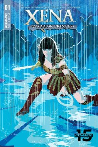 XENA WARRIOR PRINCESS #1 CVR E ALLEN & MARTIN