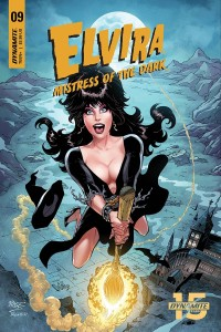 ELVIRA MISTRESS OF DARK #9 CVR C ROYLE