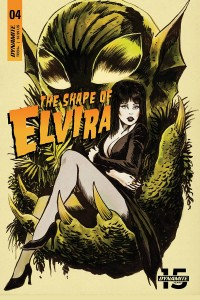 ELVIRA SHAPE OF ELVIRA #4 CVR A FRANCAVILLA