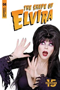 ELVIRA SHAPE OF ELVIRA #4 CVR D PHOTO