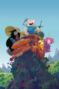 ADVENTURE TIME SEASON 11 #7 MAIN