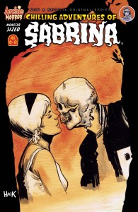 MONSTER SIZED CHILLING ADVENTURES OF SABRINA #1