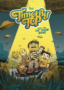 TIMOTHY TOP GN VOL 02 YELLOW WHALE