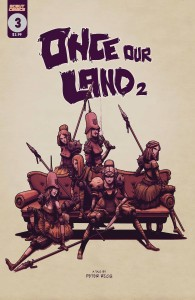 ONCE OUR LAND BOOK TWO #3