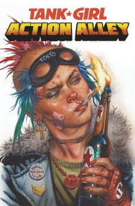 TANK GIRL TP VOL 01 ACTION ALLEY
