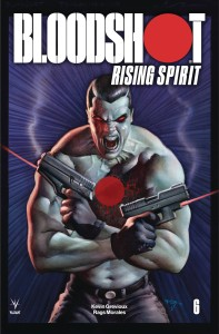 BLOODSHOT RISING SPIRIT #6 CVR B TEXEIRA (NEW ARC)