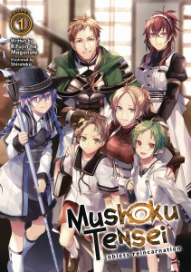 MUSHOKU TENSEI JOBLESS REINCARNATION LIGHT NOVEL SC VOL 01