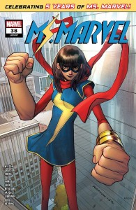 MS MARVEL #38