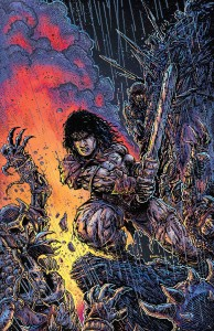 SAVAGE SWORD OF CONAN #1 EASTMAN VAR