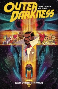 OUTER DARKNESS TP VOL 01