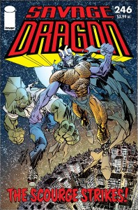 SAVAGE DRAGON #246