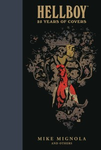 HELLBOY HC VOL 25 YEARS OF COVERS