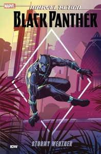 MARVEL ACTION BLACK PANTHER TP VOL 01 STORMY WEATHER