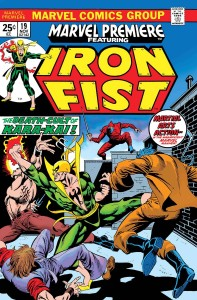 TRUE BELIEVERS IRON FIST COLLEEN WING #1